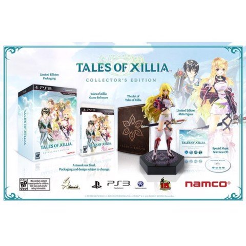 793 - Tales of Xillia Collector's Edition