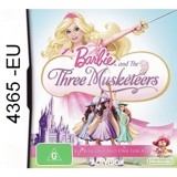 4365 - Barbie and The Three Musketeers