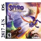 2817 - The Legend Of Spyro Dawn Of The Dragon