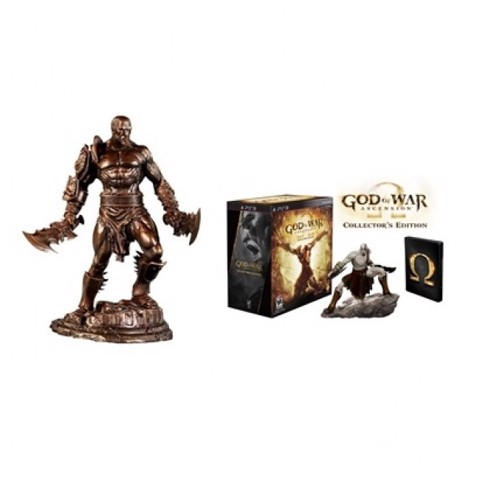 756 - God of War Ascension Deluxe Collector's Edition