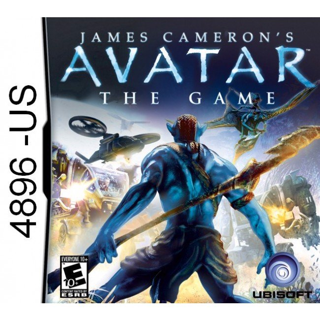 4896 - James Camerons Avatar The Game[USA]
