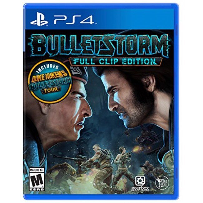 411 - Bulletstorm : Full Clip Edition