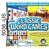 5036 - Classic Word Games