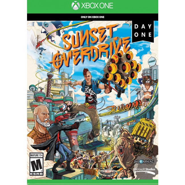 064 - Sunset Overdrive