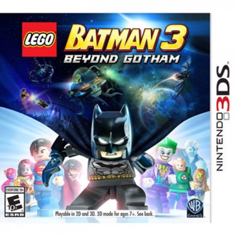 152 - LEGO Batman 3: Beyond Gotham