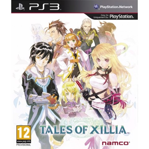 794 - Tales of Xillia English