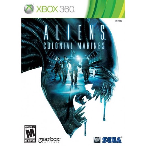 817 - Aliens Colonial Marines