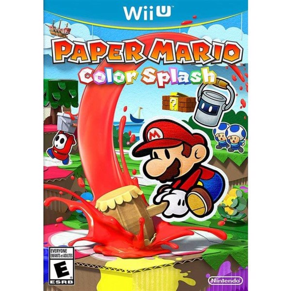 059 - Paper Mario Color Splash