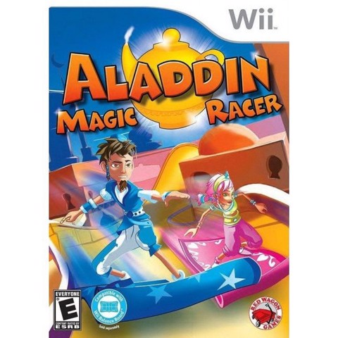 1120 - Aladdin Magic Racer