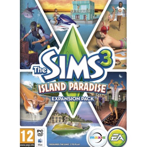 057 - The Sims 3 Island Paradise