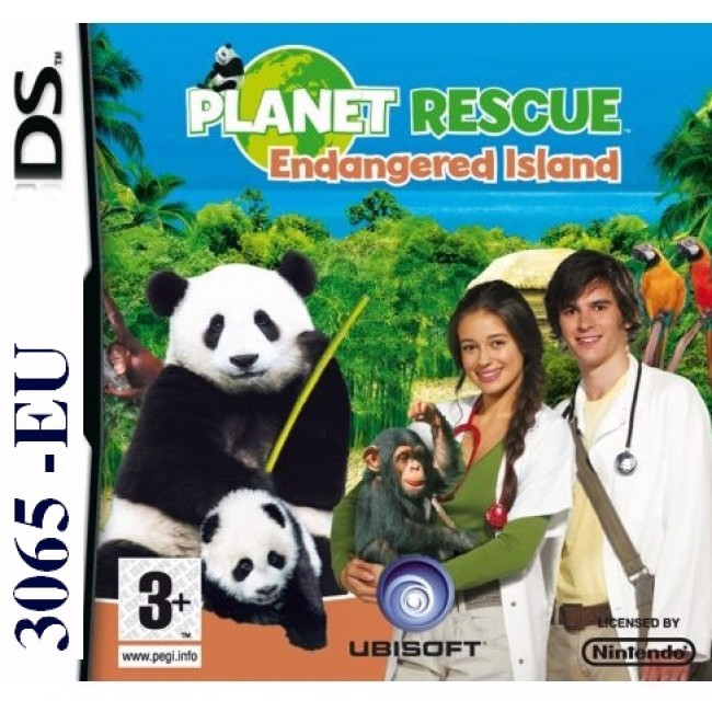 3065 - Planet Rescue : Endangered Island