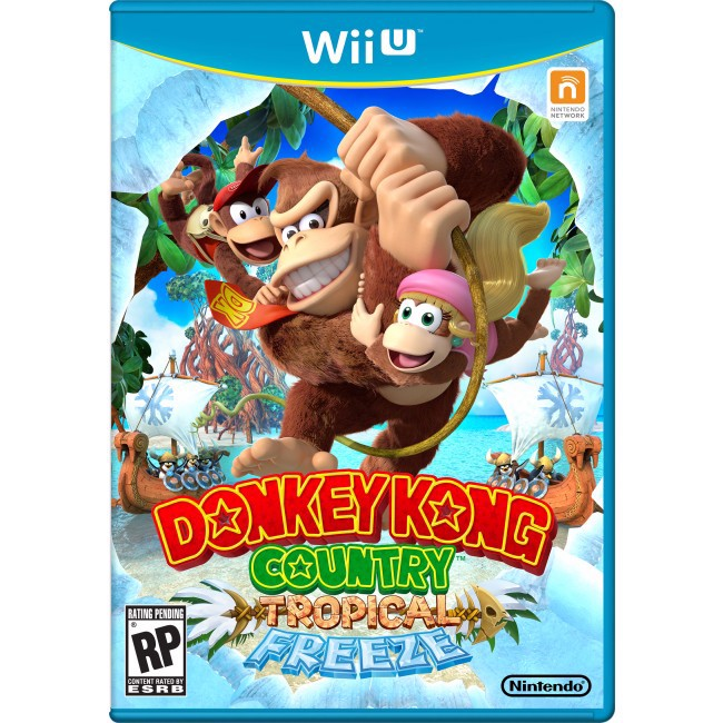 036 - Donkey Kong Country: Tropical Freeze