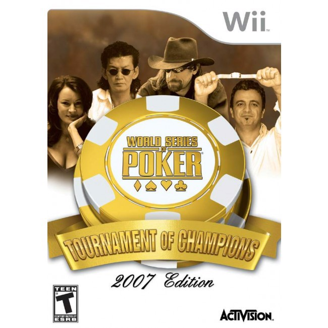 456 - World Series Of Poker Tournament of Champions