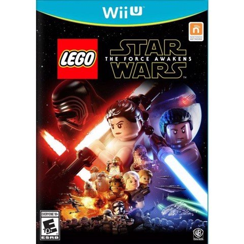 057 - LEGO Star Wars: The Force Awakens
