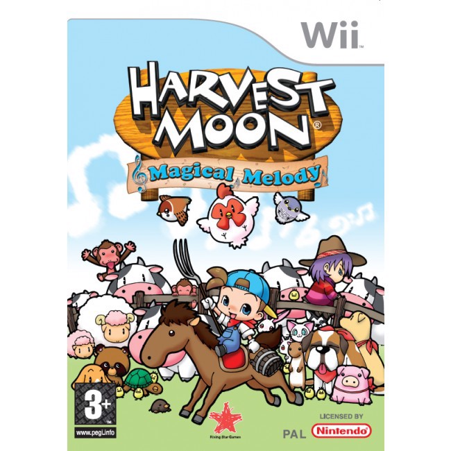 322 - Harvest Moon Magical Melody