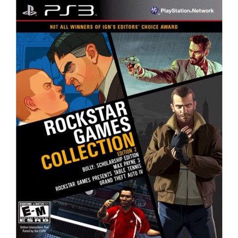 725 - Rockstar Games Collection Edition 1