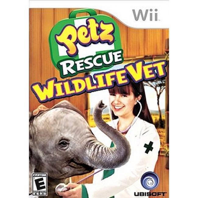 447 - Petz  Rescue Wildlife Vet
