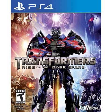 036 - Transformers: Rise of the Dark Spark
