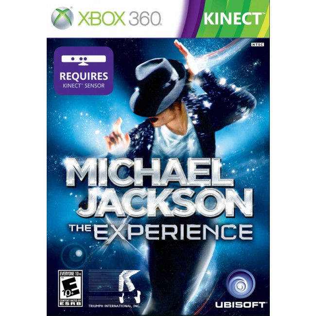 586 - Michael Jackson: The Experience