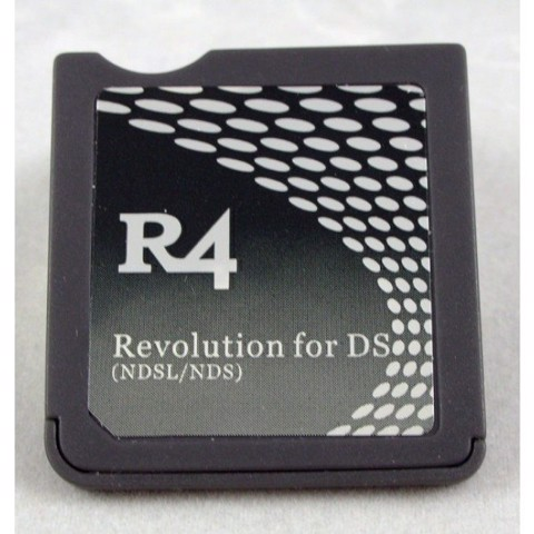 R4 - Revolution For DS
