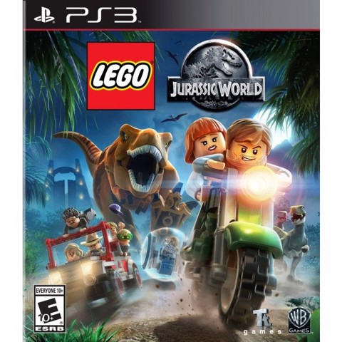 999 - LEGO Jurassic World
