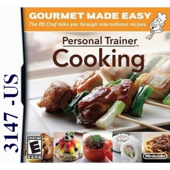 3147 - Personal Trainer : Cooking