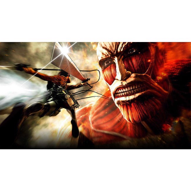 208 - Attack on Titan