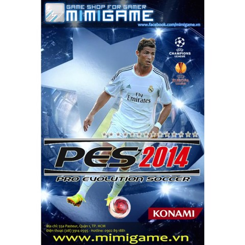 791 - Pro Evolution Soccer 2014 (SALE 70%)