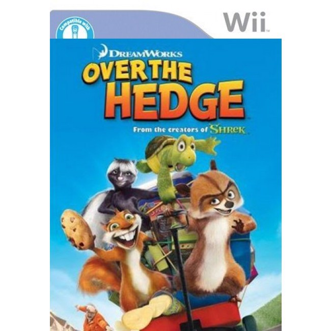 196 - Over The Hedge