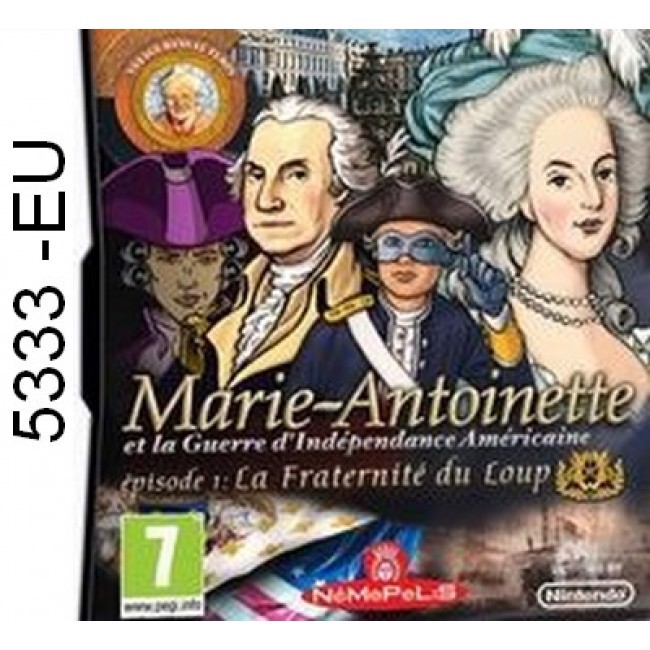 5333 - Marie Antoinette and The American War of Independence