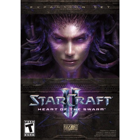 043 - StarCraft II Heart of the Swarm