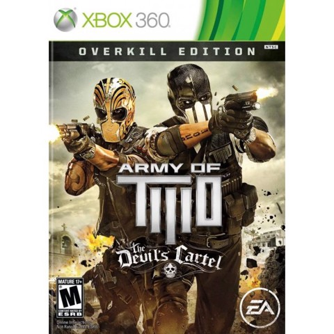 826 - Army of Two The Devil's Cartel