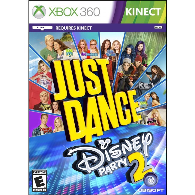 971 - Just Dance: Disney Party 2