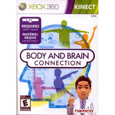 616 - Body and Brain Connection (Kinect)