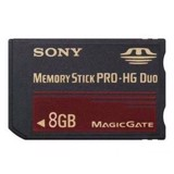 Memory Stick Duo HG 8GB (Original)