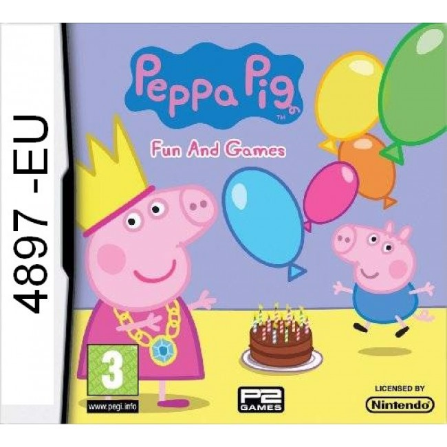4897 - Peppa Pig Fun and Games
