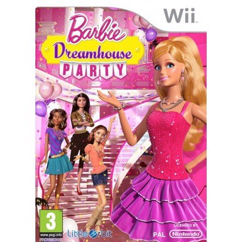 1167 - Barbie Dreamhouse Party