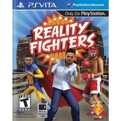 033 - Reality Fighters