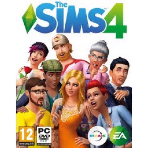077 - The Sims 4