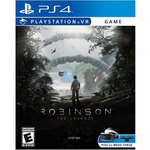 344 - PSVR- Robinson The Journey