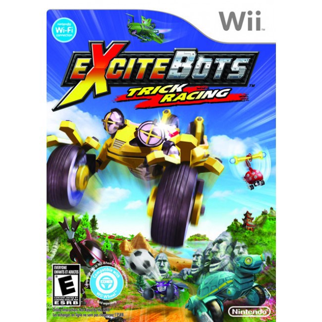 216 - Excite Bots : Trick Racing