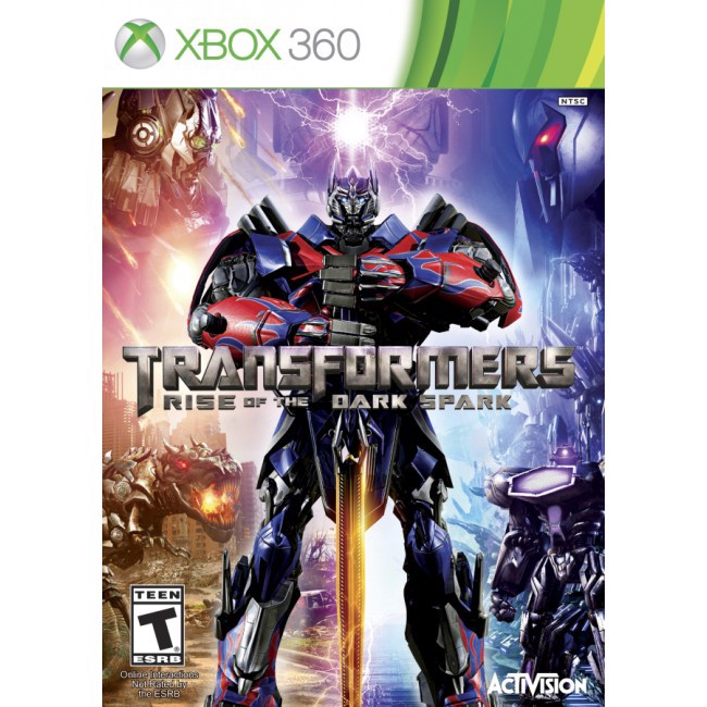 916 - Transformers: Rise of the Dark Spark