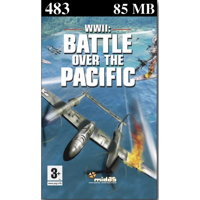 483 - WWII : Battle Over The Pacific
