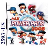2593 - MLB Power Pros 2008