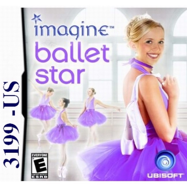 3199 - Imagine Ballet Star