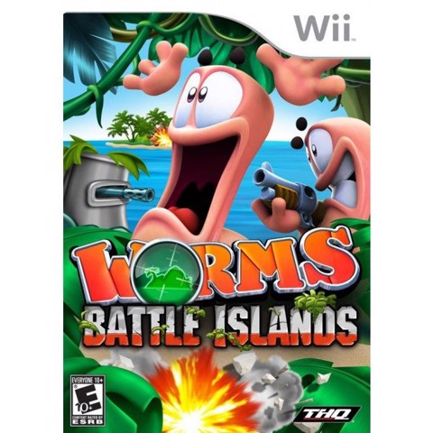 990 - Worms: Battle Islands