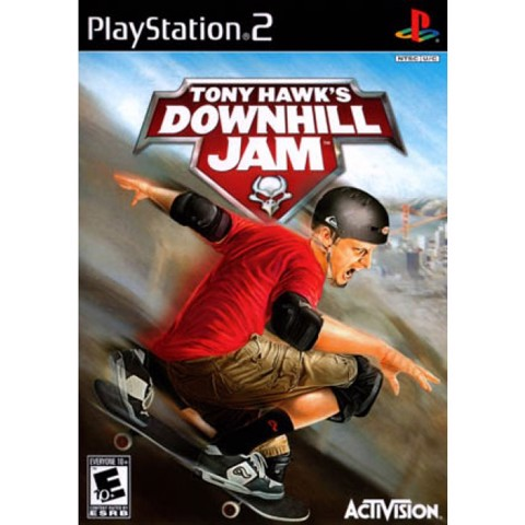 990 - TONY HAWKS DOWNHILL JAM/PS2