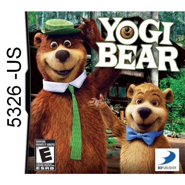 5326 - Yogi Bear The Video Game