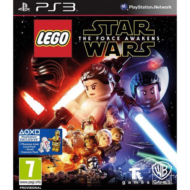 1026 - LEGO Star Wars: The Force Awakens