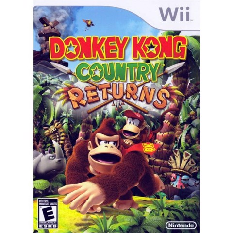 994 - Donkey Kong Country Returns
